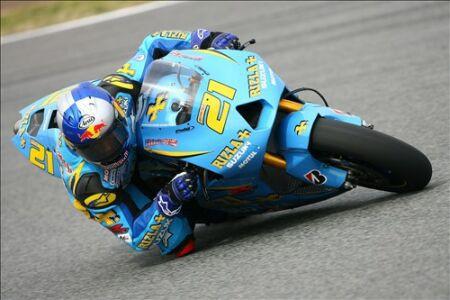 Testy MotoGP - Sepang (3)