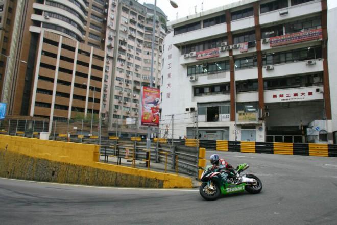 Rio Hotel Macau Grand Prix 2006 - kvalifikace