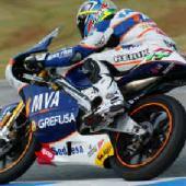 Jerez - testy trid 125 a 250 ccm 2. den