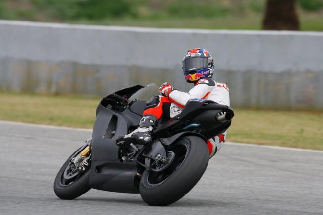 Testy MotoGP - Jerez (1)