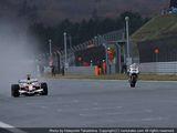 Ralf Schumacher porazil ve sprintu Noricka Abeho