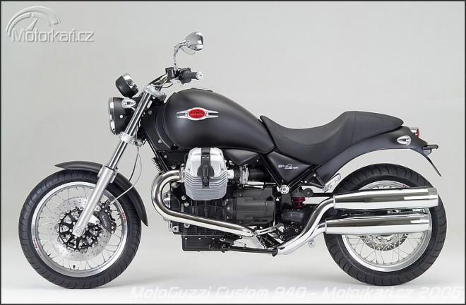 Eicma: MotoGuzzi 2007