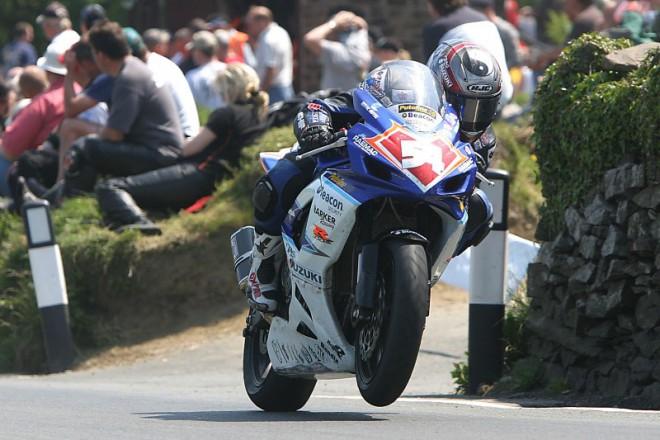 Mark Miller vypráví o TT Isle of Man