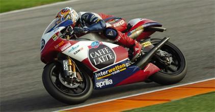 Provizorni startovni listina Grand Prix 2007 - 250 ccm