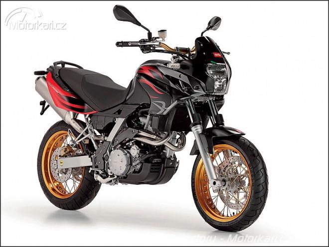 Ceníky motocyklù pro rok 2007