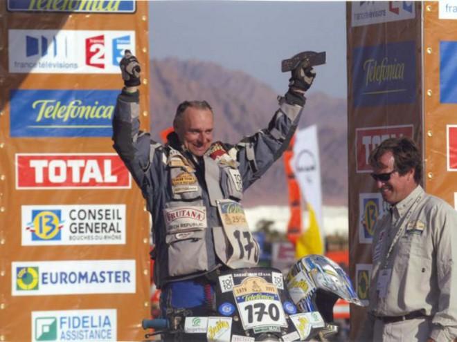 Dakar 2007, etapy 11-15