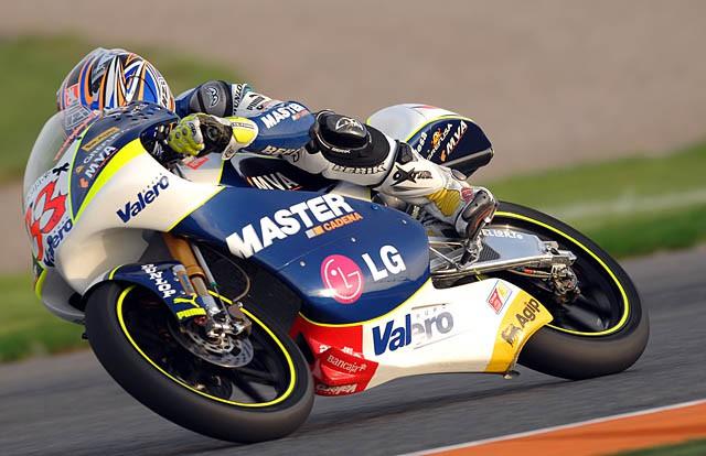 Grand Prix 125 ccm - 2007