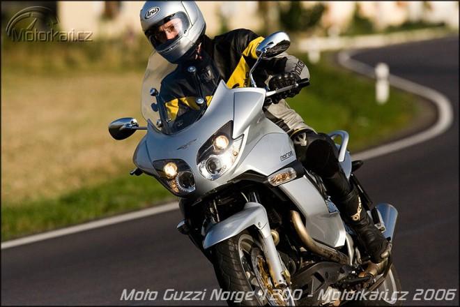 Moto Guzzi Norge 1200