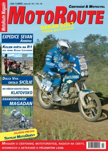 MotoRoute è.1 / 2007