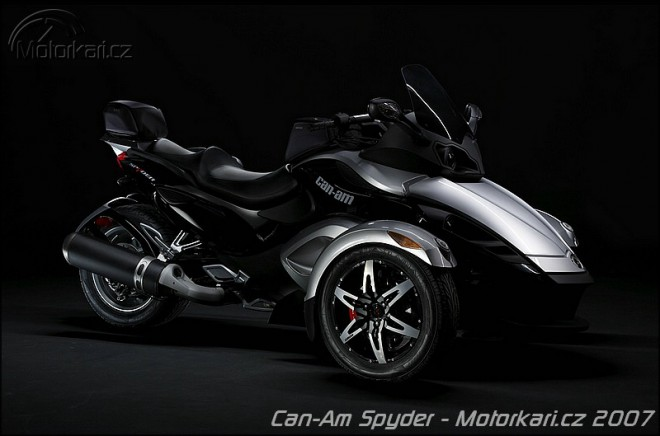 Can-Am Spyder od Bombardieru