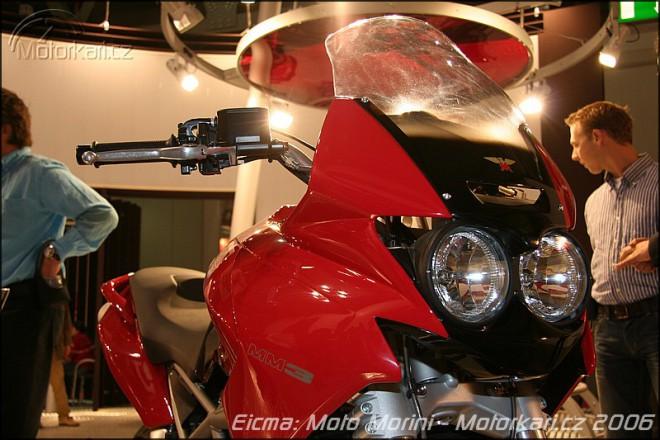 Morini MM3 pùjde do výroby