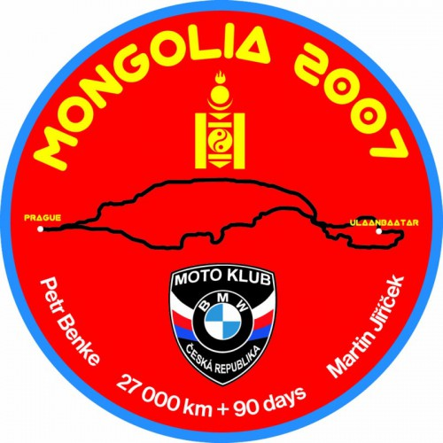 Expedice MONGOLSKO 2007