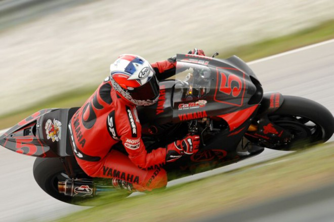 MotoGP testy na Sepangu (1)
