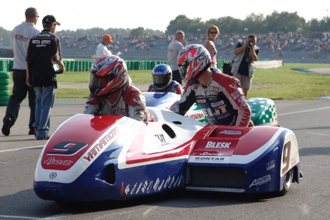 FUKI Racing Team Sidecar CZ konèí