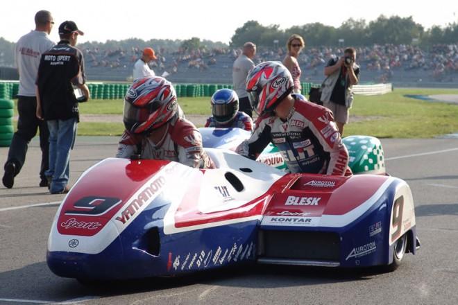 FUKI Racing Team Sidecar CZ kon��