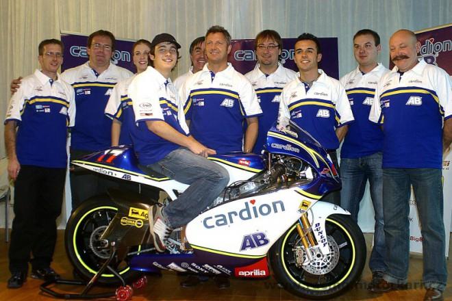 Cardion AB Motoracing do roku 2007
