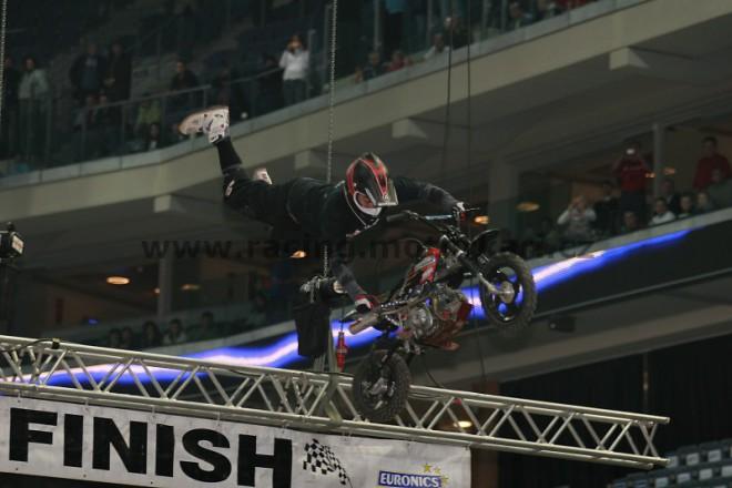 V Liberci Mistrovství svìta Freestyle Motocross
