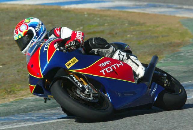 Startovní listina GP 250 ccm 2007