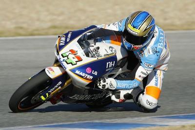 Testy IRTA - 125 ccm Jerez (1)