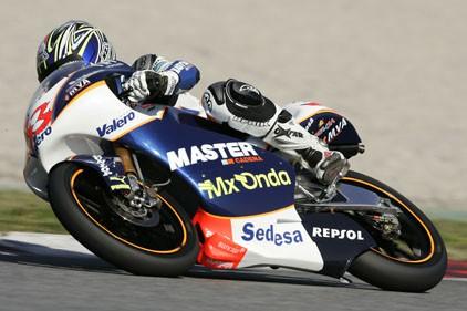 Testy IRTA - 125 ccm Jerez (2)