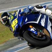Testy IRTA - MotoGP Jerez - BMW Award