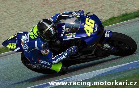 Fotografie z IRTA testu v Jerezu