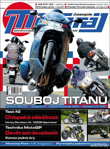 Motoráj 3/2007