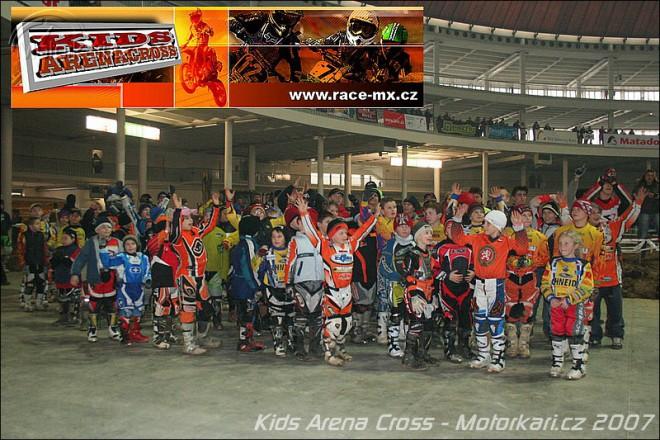 Kids Arena Cross