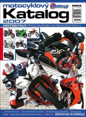 Motoráj katalog 2007
