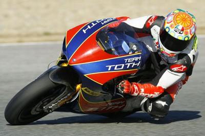 Pre Grand Prix 250 ccm - 2007