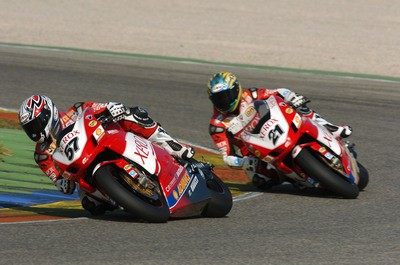 WSBK - testy ve Valencii (2.)