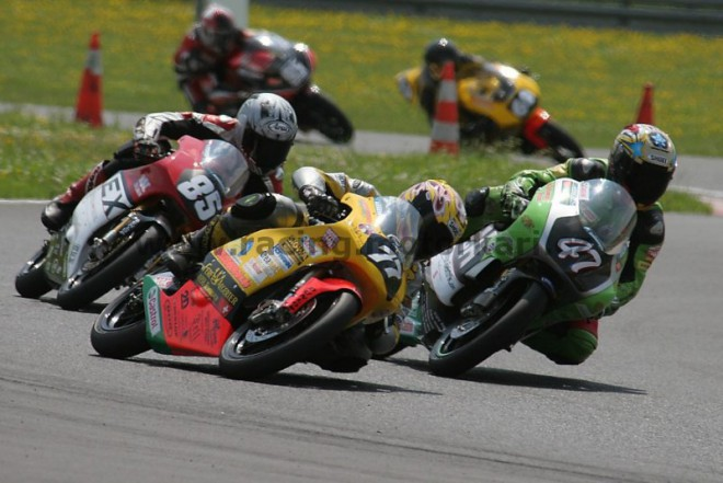 V Mostì se pojede prestižní motocyklový podnik