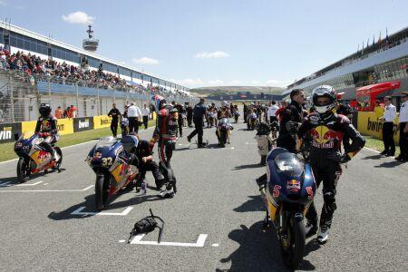 Red Bull Rookies Cup - Španìlsko