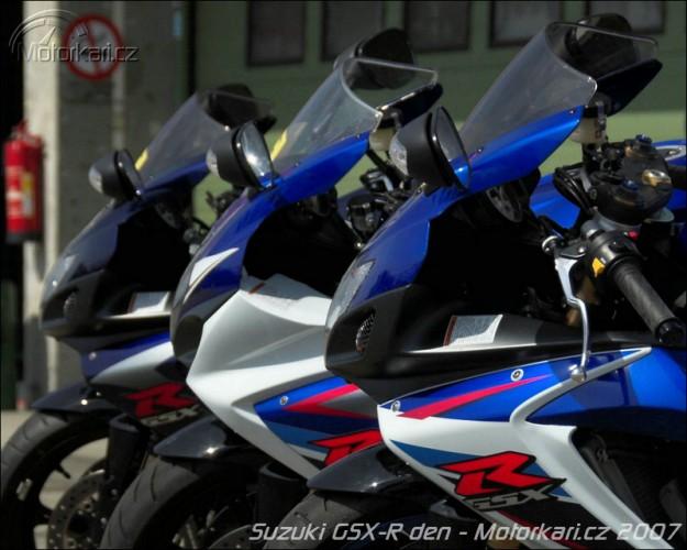 Suzuki GSX-R den