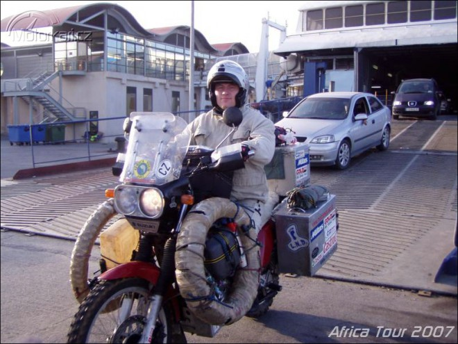 Africa Tour 2007