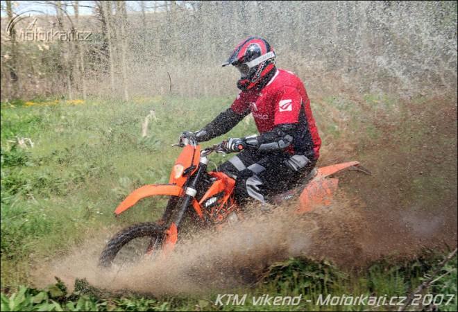KTM víkend 2007