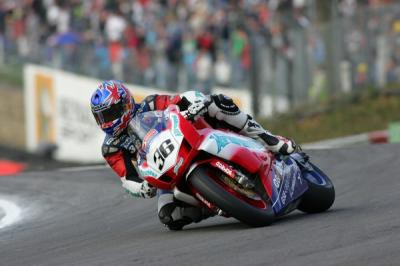 British superbike na Brands Hatch