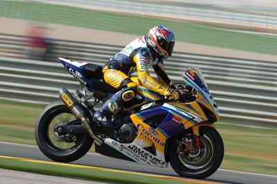WSBK – Valencia 2. jízda