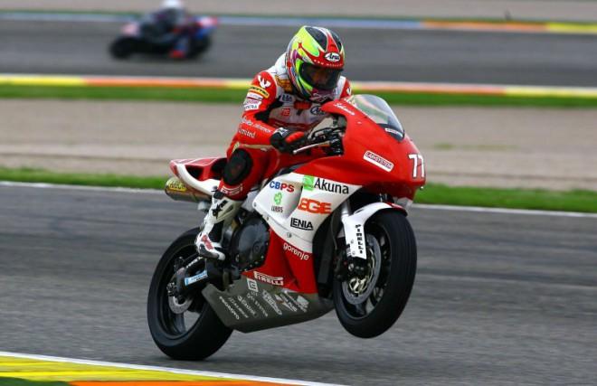 WSBK Španìlsko / Valencie - závod
