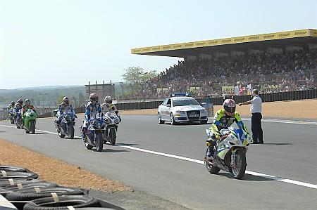 Maco Racing Team po kvalifikácii v Le Mans