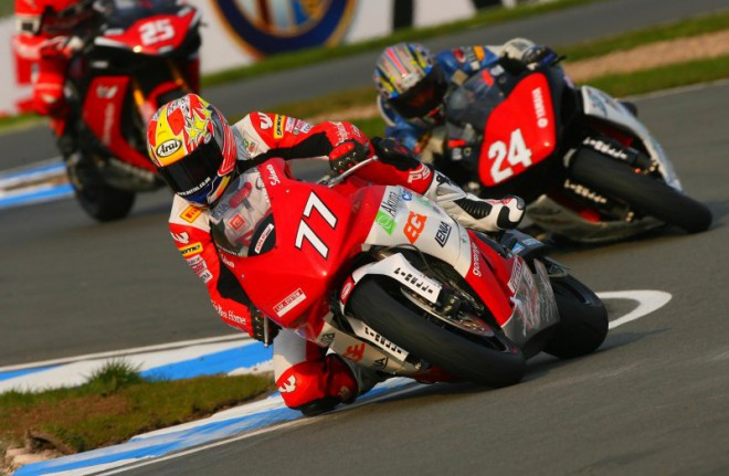 STK Assen - kvalifikace 600 a 1000 cc