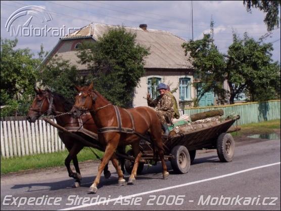 Expedice Støední Asie 2006 – èást první