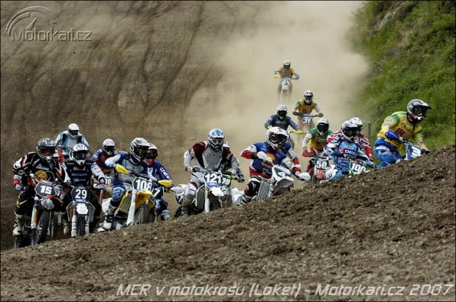 MÈR v motokrosu - Loket