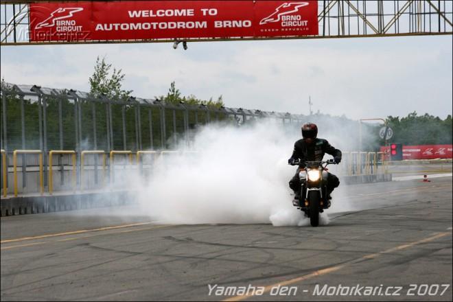Yamaha den 2007