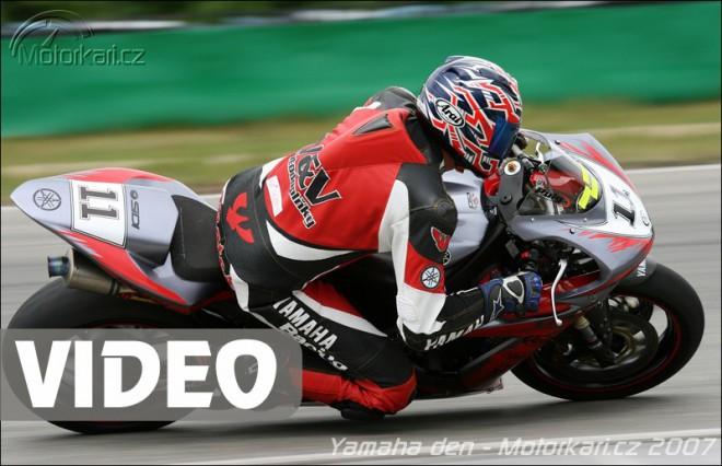 Video z Yamaha dne