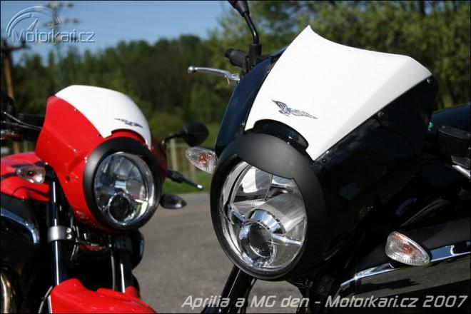 Aprilia a Moto Guzzi v Koøenovì