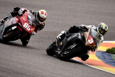 STK Monza - kvalifikace 600 cc a 1000 cc