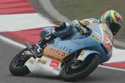 GP Francie Le Mans - 125 ccm, QP