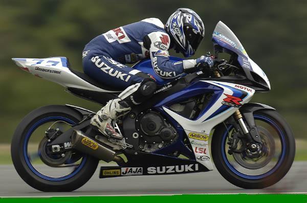 Suzuki GSX-R European Cup Silverstone-kvalifikace