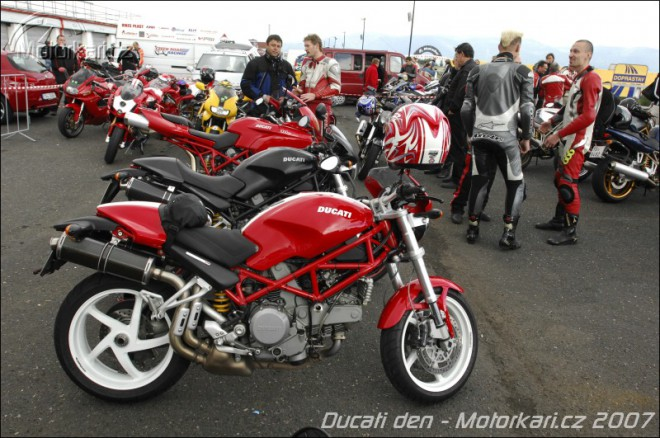 Ducati den Most 2007